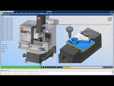Fusion 360 Cascading VERICUT Post-Processor