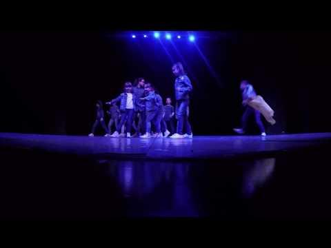 '' BOX '' - Dance studio Vibe performance