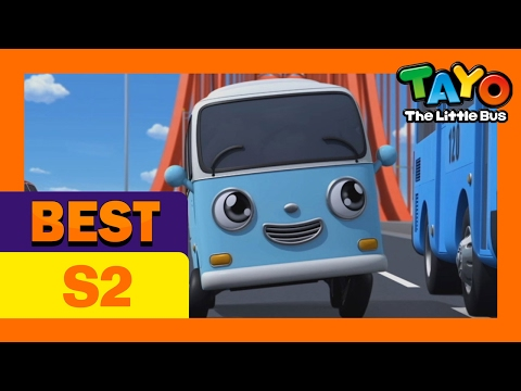 Tayo and Bongbong l Popular Episode l Tayo the Little Bus l S2 #01