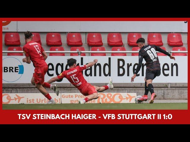 Arbeitssieg gegen VFB U21! #TSVVFB 1:0
