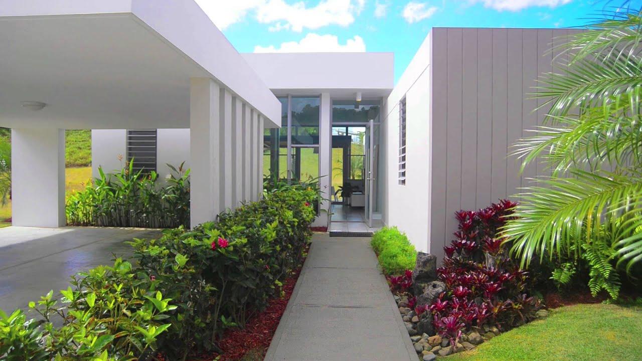 Ciudad jard n juncos entrada jazm n youtube for Casas en ciudad jardin