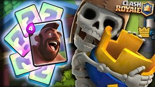 """Clash Royale """"WIN EVERY TIME!"""" BEST Arena 6 & Arena 7 Deck Strategy! (Pro/Beginner Tips)"""