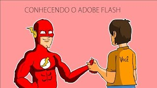 tutorial de Flash para retardados #1 - Conhecendo o Flash