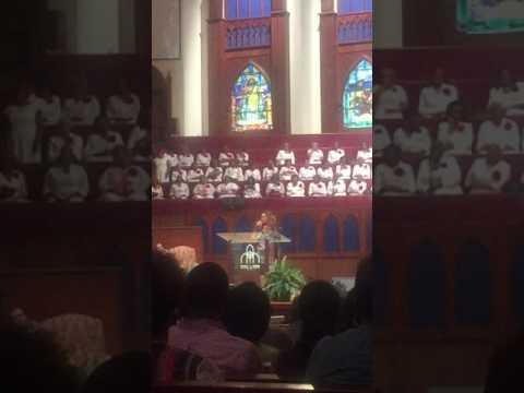 Kim Burrell @ House of Hope Atlanta Ga