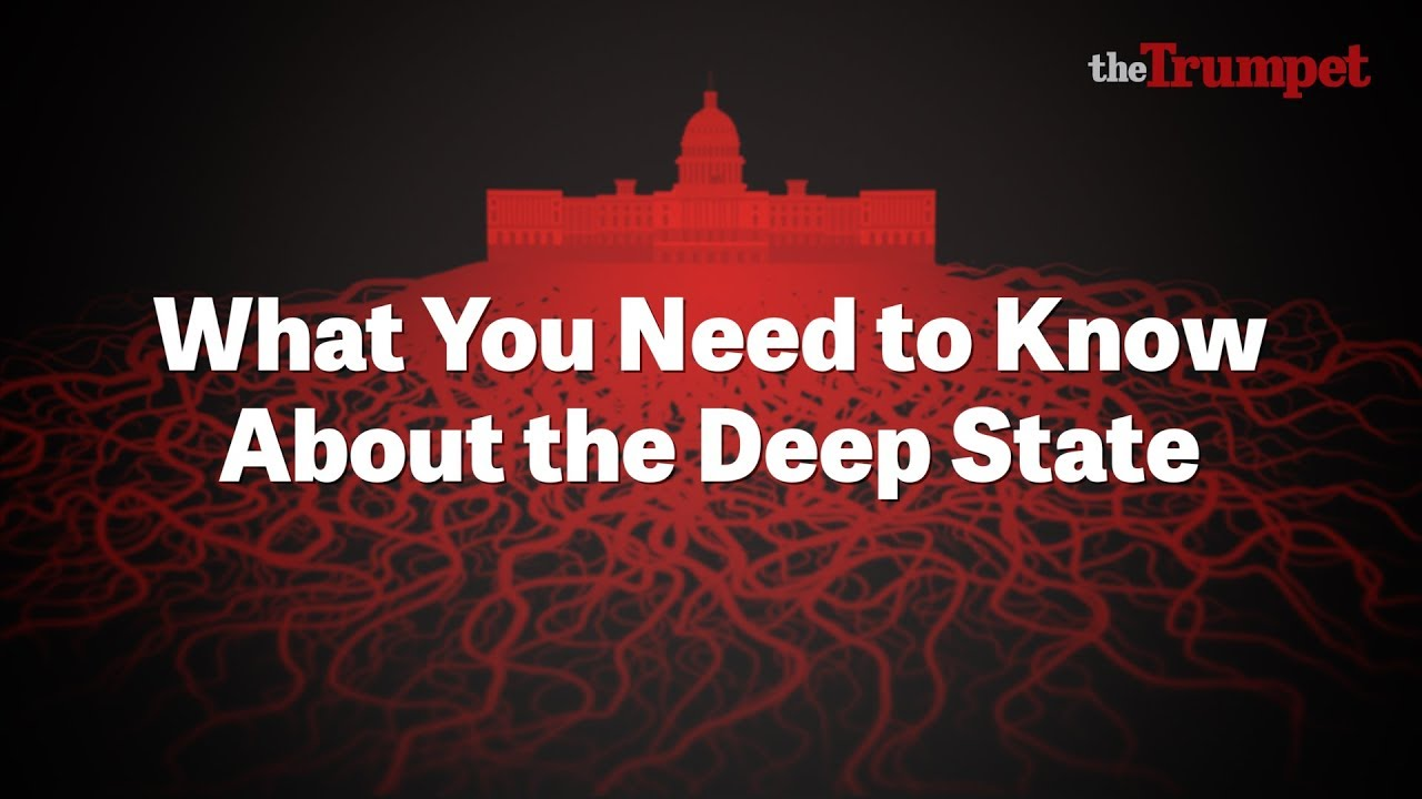 Image result for What You Need to Know About the Deep State