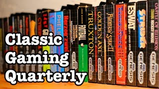 The Sega Genesis in 1990 | Classic Gaming Quarterly