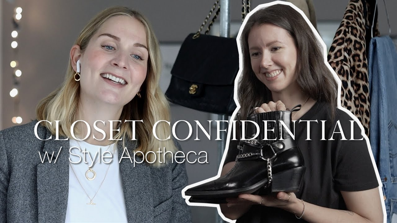 Closet confidential w/@style apotheca | low buy, best & worst purchases