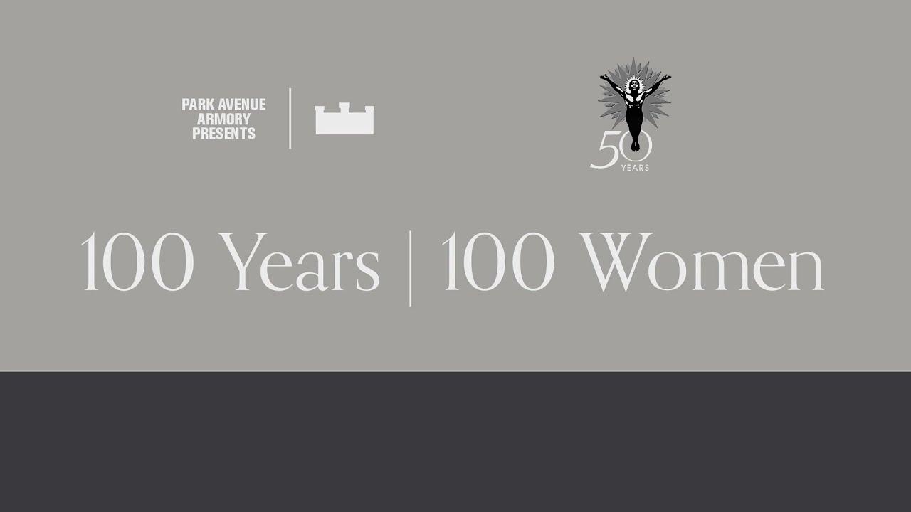 100 Years! 100 Women!