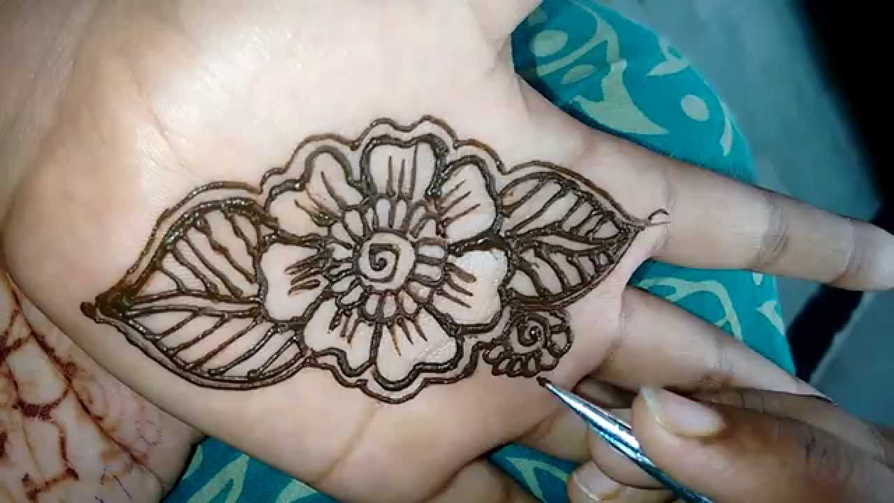 Mehndi For Baby : Mehndi designs baby hand best amazing we perform simple and