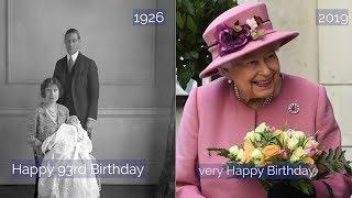 La regina Elisabetta compie 93 anni: tutta la sua vita in un minuto