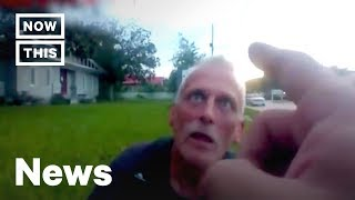 Body Cam Footage Shows Cop Abusing 69-Year-Old Veteran | NowThis