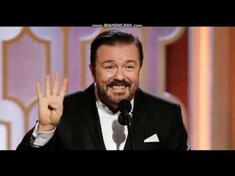 Ricky Gervais Golden Globes 2020: Epstein, pedo culture, Felicity Huffman & More