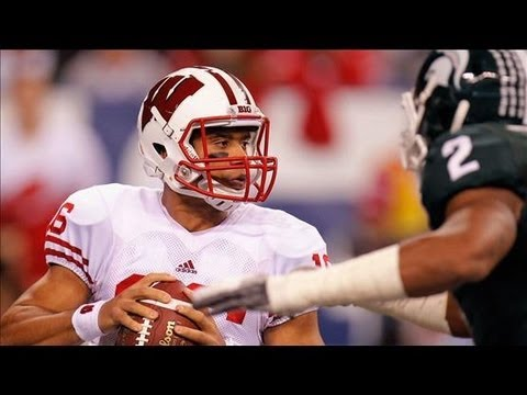 2012 NFL Draftee Russell Wilson