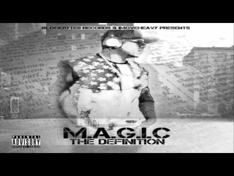 M.A.G.I.C-MANY MEN (PROD BY BLACK LIGHT MUSIC LLC)