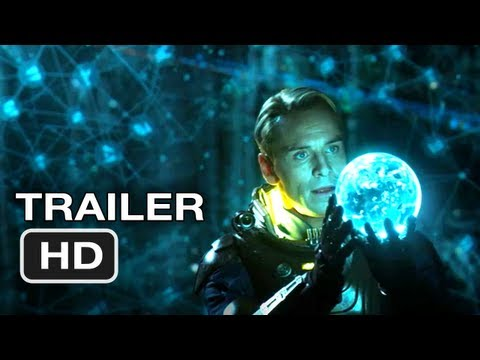 Prometheus - Official Full Trailer 2 - Ridley Scott Alien movie (2012) HD Mp3