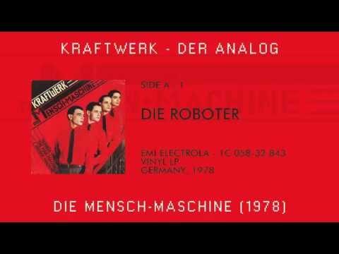 Kraftwerk - Die Mensch・Maschine (1978) Vinyl LP, Germany