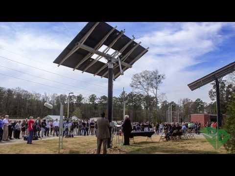 Santee Cooper: Chapin Solar Dedication
