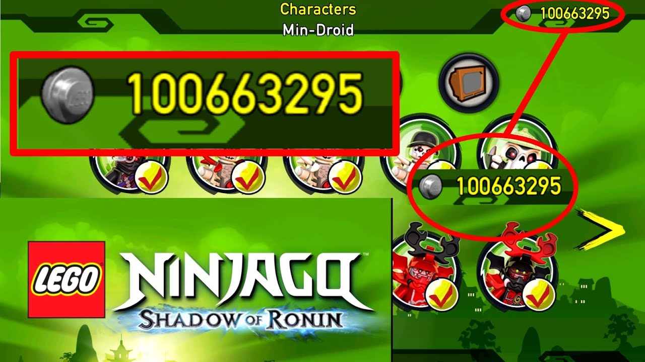 How To Download Lego Ninjago Shadow Of Ronin Modobb For Android