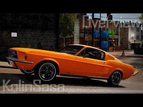 Ford Mustang 1967 Classic
