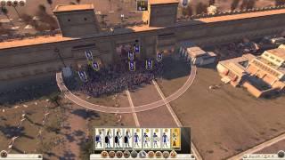Total War: Rome II (Египет, легендарная сложность) #5 - Бессмертные...(Total War: Rome II. Египет, легендарная сложность Записываю видео программой Bandicam, монтирую в Sony Vegas Pro 12. Микрофон..., 2013-09-15T06:00:06.000Z)