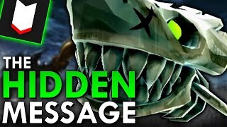 Breath of the Wild: The Leviathan's Secret Message DECODED [ft. Macintyre]