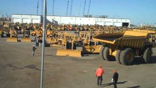 A Look at the 2010 Ritchie Bros. Heavy Equipment Auction