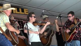 Luke Price - Gone to Texas Round 2 - 2013 Texas State Fiddle Championship - Hallettsville