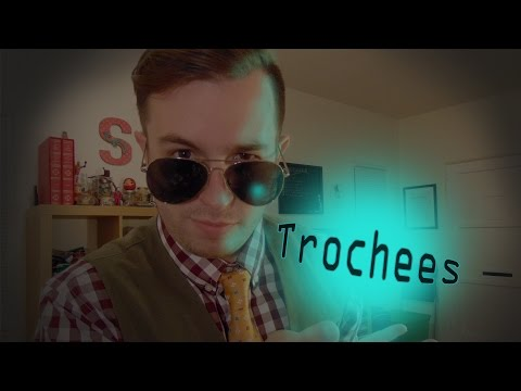 Scansion: Trochees