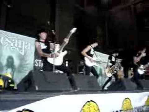 Warped Tour Atlanta 2007 - Alesana - Alchemy Sounded Good At