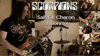 Scorpions - The Sails Of Charon full cover collaboration