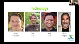 Vibrant Hawaiʻi | Economy | CEDS | Draft Presentations