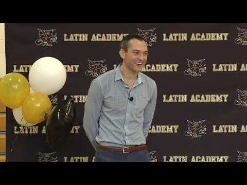 Airbnb Announcement at Boston Latin Academy - Promo