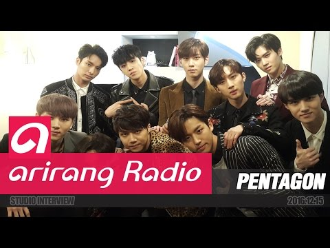 [Sound K] 펜타곤 (PENTAGON)  Interview