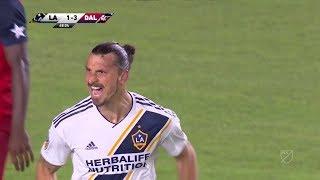 Zlatan Ibrahimovic Goal: