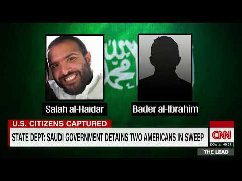 State Department Says Saudi Arabia Detains Two US Citizens