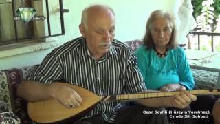 Repeat youtube video Ozan Seyfili (Hüseyin Yorulmaz) Evinde Şiir Sohbeti