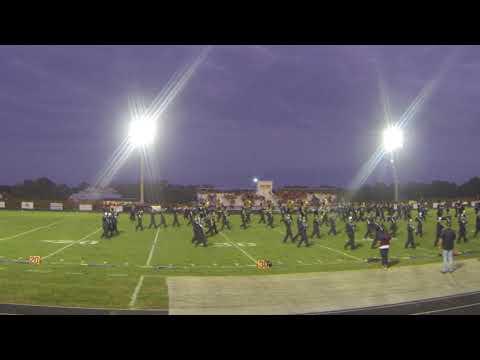 Westland High School 2017 marching band