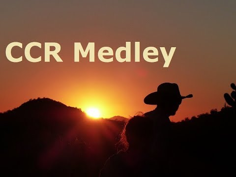 CCR Medley Best songs (John Fogerty)