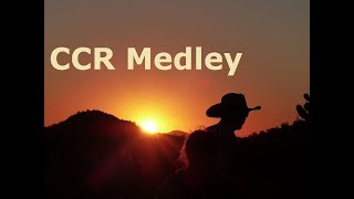 CCR Medley - Version der Band Bernys Block
