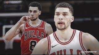 公牛18-19赛季十佳球 Chicago Bulls Top 10 Plays of the 2018-2019 NBA Season