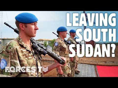 Is It The Right Time For British Troops To Leave South Sudan?
