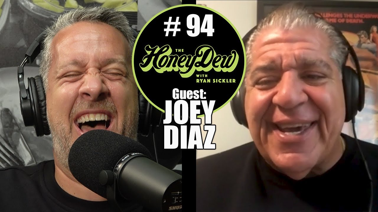 HoneyDew Podcast #94 | Joey Diaz