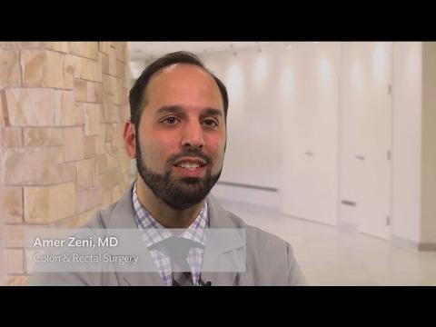 Amer Zeni, MD - Colon & Rectal Surgery