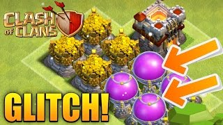 "Clash of Clans - ""GEM BOOST GLITCH!"" Strange Bug Or Glitch In Clash of Clans! Bug Gem Boost CoC!"