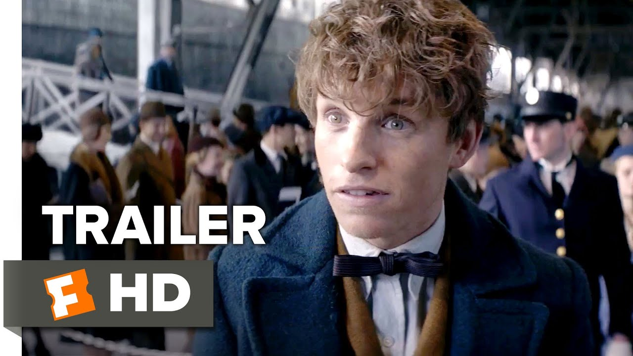 Download Fantastic Beasts and Where to Find Them Official Teaser Trailer #1 (2016) - Movie HD
