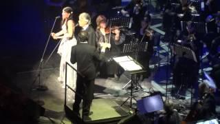 Andrea Bocelli & Saara Aalto - Canto Della Terra - Hartwall Arena, Helsinki 25.1.2015