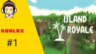Fornite in Roblox Iceland Royale #1