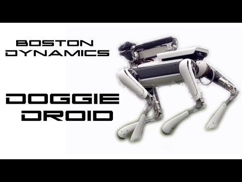 Download Youtube: Spotmini The Doggie Droid - BTF
