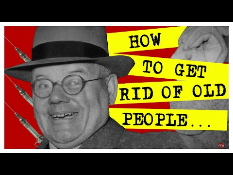 How to Get Rid of Old People...