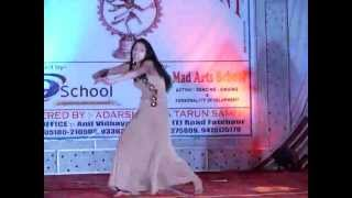 KAR GAI MAIN PURI SUN LE BY MAD ARTS @ FATEHPUR GOT TALENT